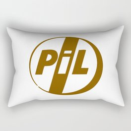 Pil Punk Band Rectangular Pillow