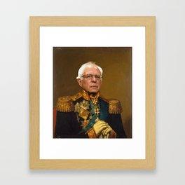 Bernie Sanders 19th Century Painting Framed Art Print