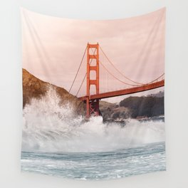 San Fransisco Wall Tapestry
