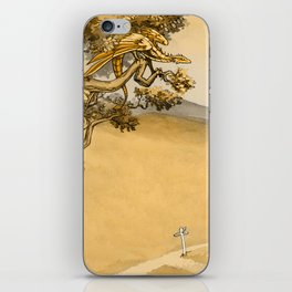Lamb & Castle Vol I iPhone Skin