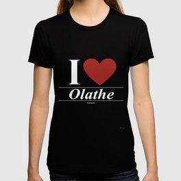 Olathe Kansas KS Kansan T-shirt