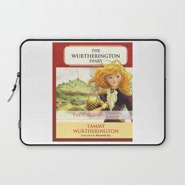 The Little Doll Girl: Cover Laptop Sleeve