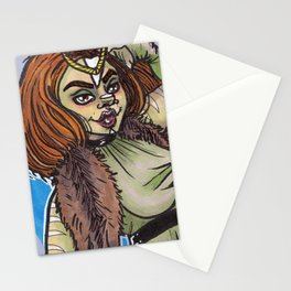Earth Goddess Stationery Cards