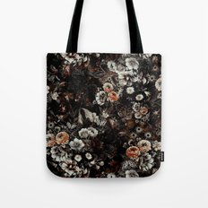 Night Garden V Tote Bag