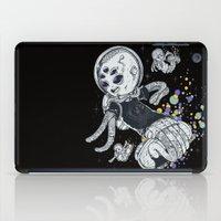skate iPad Cases featuring SKATE INVADERS by Peter Kramar