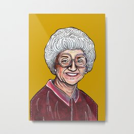 Sophia Petrillo - Estelle Getty Metal Print