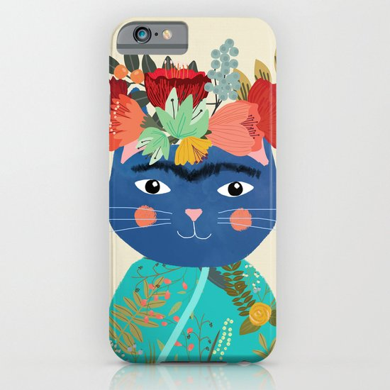 Frida Cat by miacharro