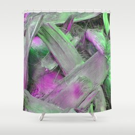 Fabric of Nature Shower Curtain