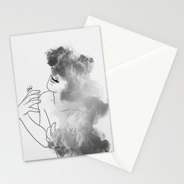 War of thoughts. Stationery Cards