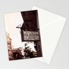 Old Absinthe House - New Orleans Stationery Cards