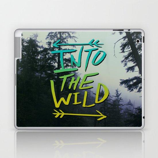 Into the Wild IV Laptop & iPad Skin