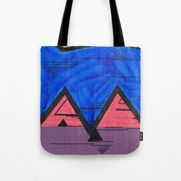Nonconforming Triangular Hi-Five Tote Bag