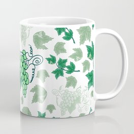 Bunches of grapes Coffee Mug