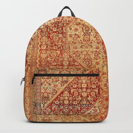Sehna Saronim Kurdish Northwest Persian Rug Print Backpack