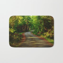 Back Country Roads Bath Mat
