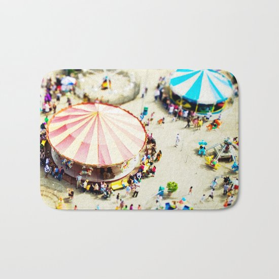 Coney Island Bath Mat