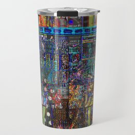 Motherless Whale Eye (or Spies From Imaginary Countries) [Another New Twist on Stupid Series] Travel Mug
