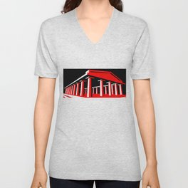 Parthenon Unisex V-Neck