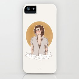 Harry Styles Titties Out iPhone Case
