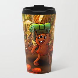 BACK PACKERS Travel Mug