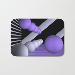 3D-geometry -8- Bath Mat