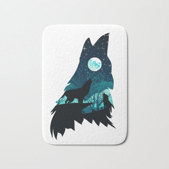 Wolf Home Bath Mat