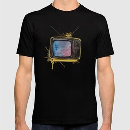 Yellow TV T-shirt