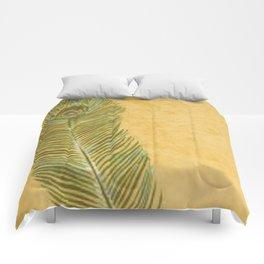 Peacock Batik Comforters
