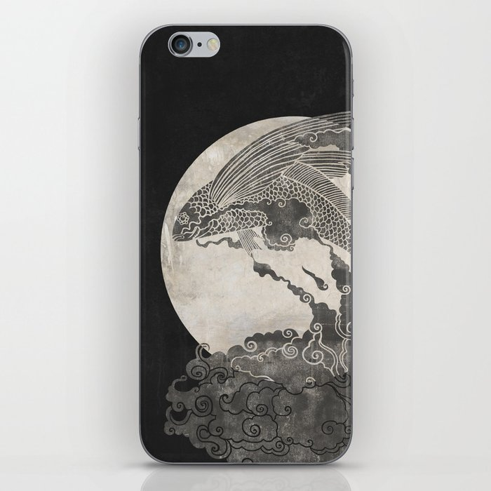Ocean Moon  iPhone Skin