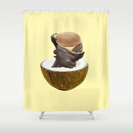 Gippo Shower Curtain