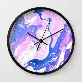 marble_no.2 Wall Clock