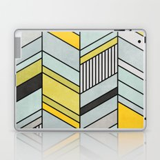 Abstract chevron pattern Laptop & iPad Skin