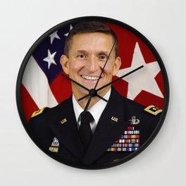 Lt. Gen. Michael T. Flynn Wall Clock