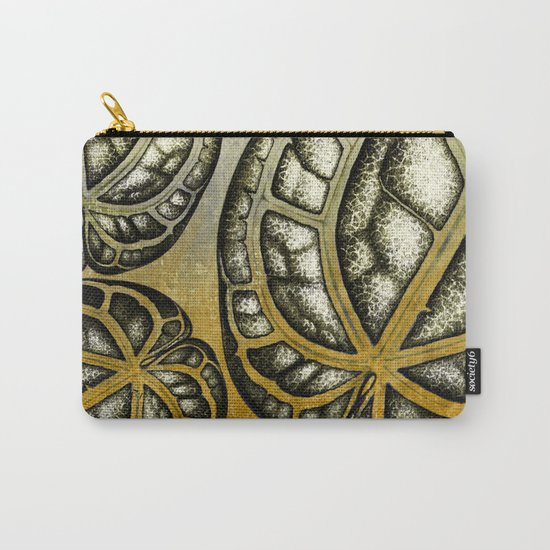 houseplant beige grey Carry-All Pouch
