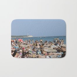 Beach Time Bath Mat