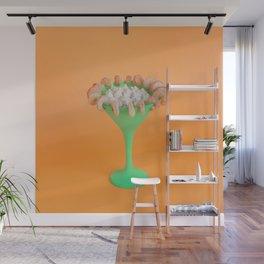 Prawn cocktail Wall Mural