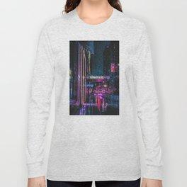 Midnight at Tiffany Long Sleeve T-shirt