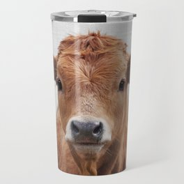 Cow 2 - Colorful Travel Mug