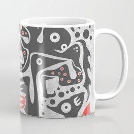 Forest and animals illustration Coffee Mug