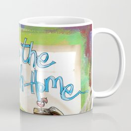Beach Home Coffee Mug