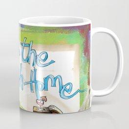 Beach Home Coffee Mug