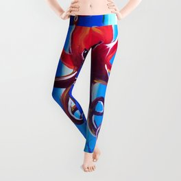 Dancing Octopus Leggings