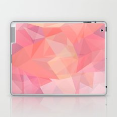 autumn color polygon background Laptop & iPad Skin