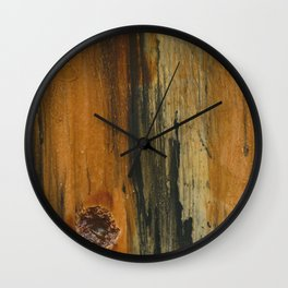 Abstractions Series 001 Wall Clock
