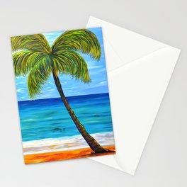 Maui Beach Day Stationery Cards