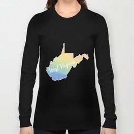 West Virginia Long Sleeve T-shirt