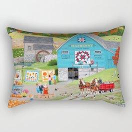Bountiful Harvest Rectangular Pillow