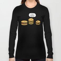 Burger Bullies Long Sleeve T-shirt