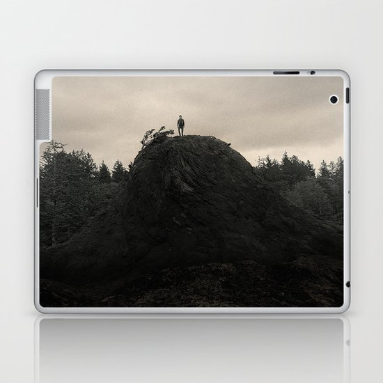 Up In the Woods, Down in My Mind Laptop & iPad Skin