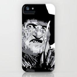 Freddie Krueger iPhone Case